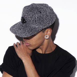 Bone-Snapback-Tweed--Tamanho-Unico