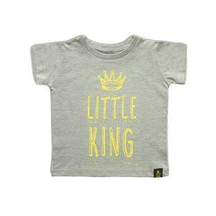 T-shirt-Little-King-Cinza-1-ano