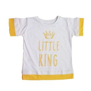 Camiseta-Little-King--Branco---1-Ano