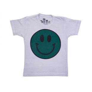 T-shirt-kids-Smile-Cinza-4