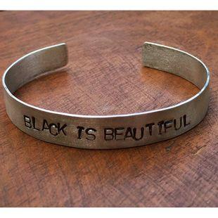 Pulseira-Black-Is-Beautiful-Tamanho-Unico