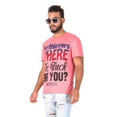 t-shirt-earth-lovers-Bordo---P