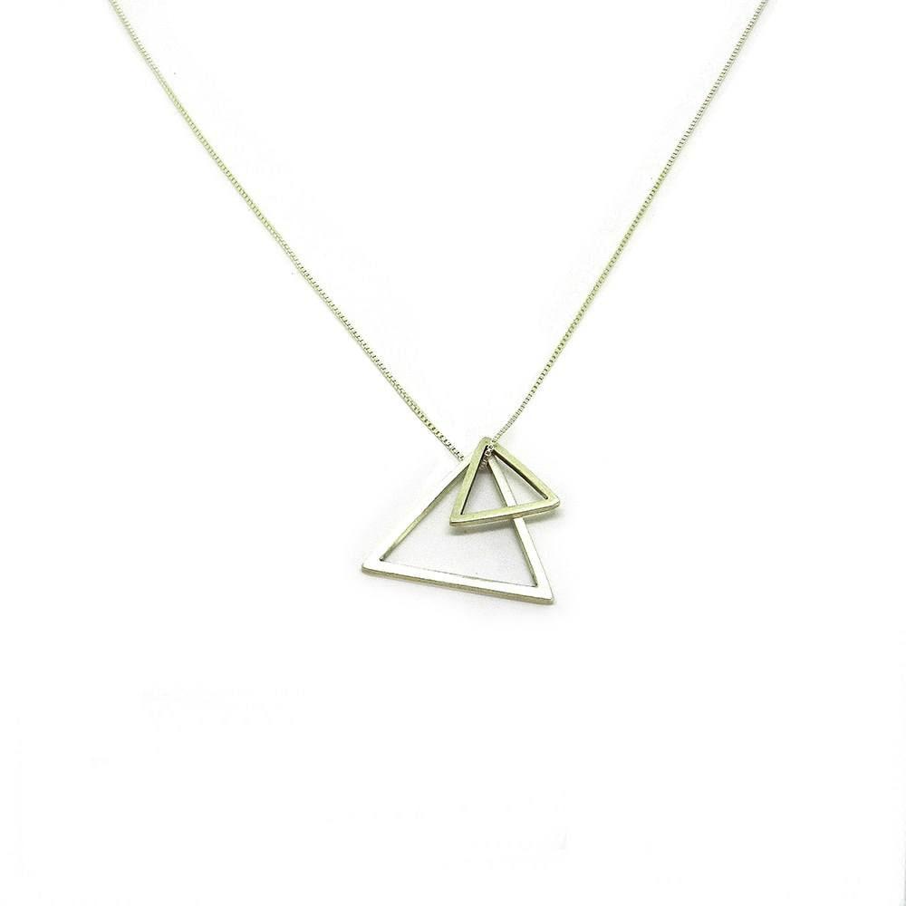 Colar-Triangulo-Duplo-Tamanho-Unico