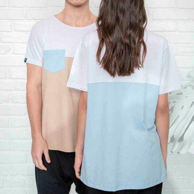 Camisa-Bicolor-com-Bolso-Azul-e-Branco---P