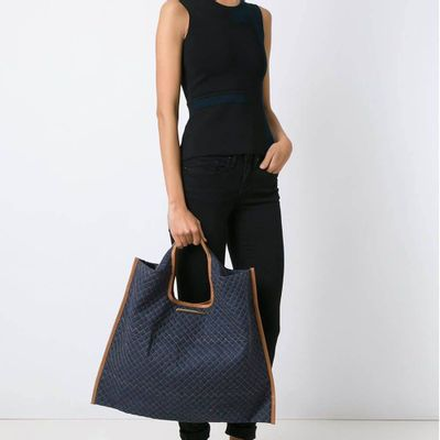 Bolsa-Gaya-Matelasse-Jeans-Azul