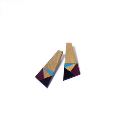 Brinco-Geometria-1-Preto-Vinho-e-Azul