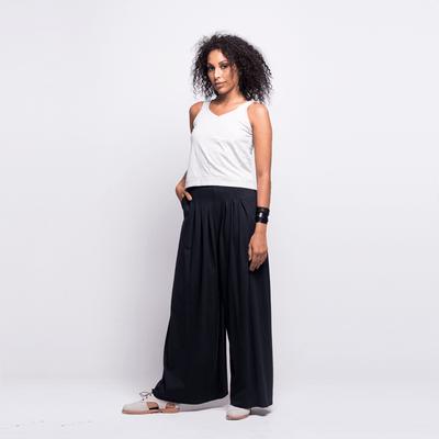 Calca-Pantalona-Lois-Preta-Petite---115-cm