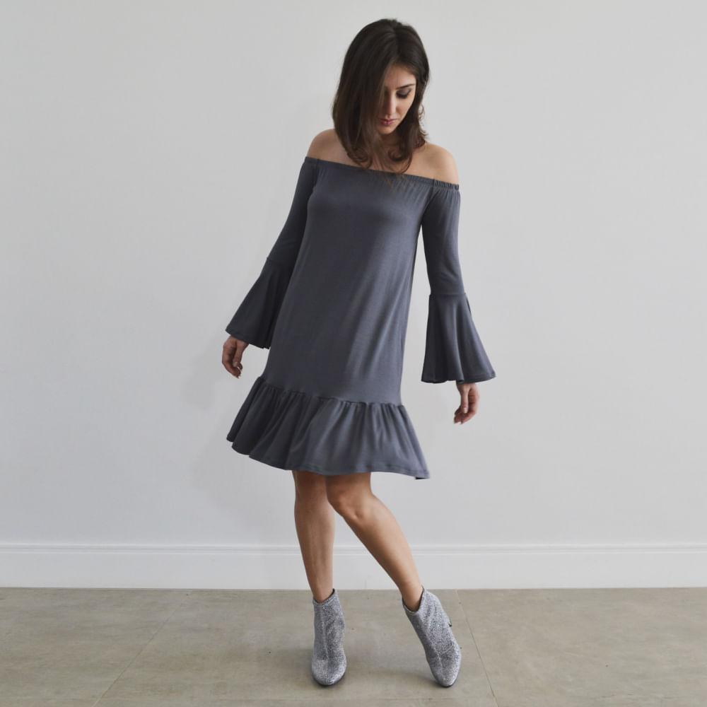 Vestido-Mix-Cinza-PP