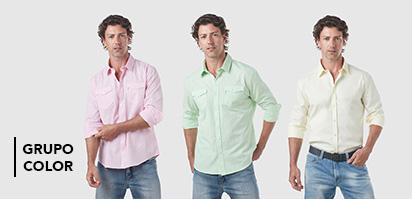 Camisa Colors