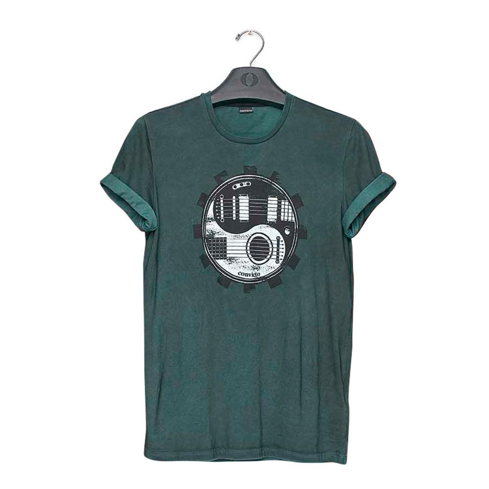 Camiseta-verde-estampa-inspirada-nas-bandas-do-rock-nacional-anos-80