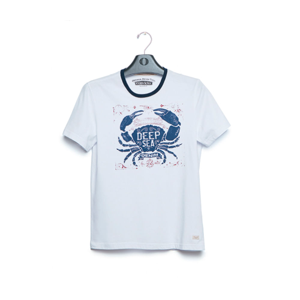 camiseta-branca-deep-sea