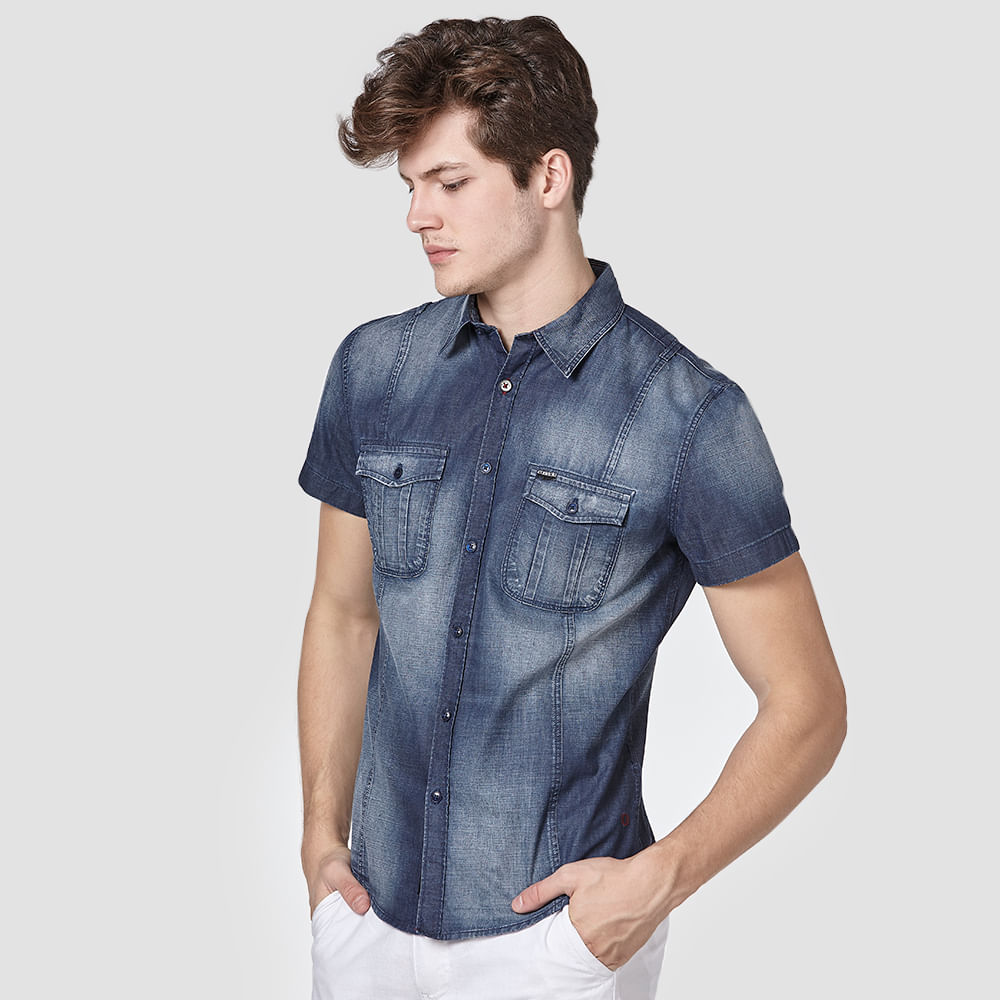 Camisa-Denim-Military-Pocket
