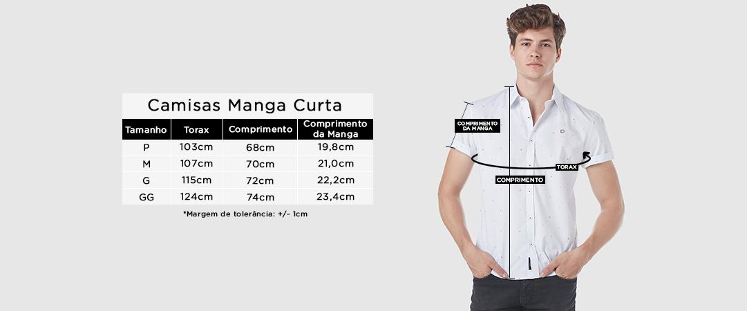 Camisa MC
