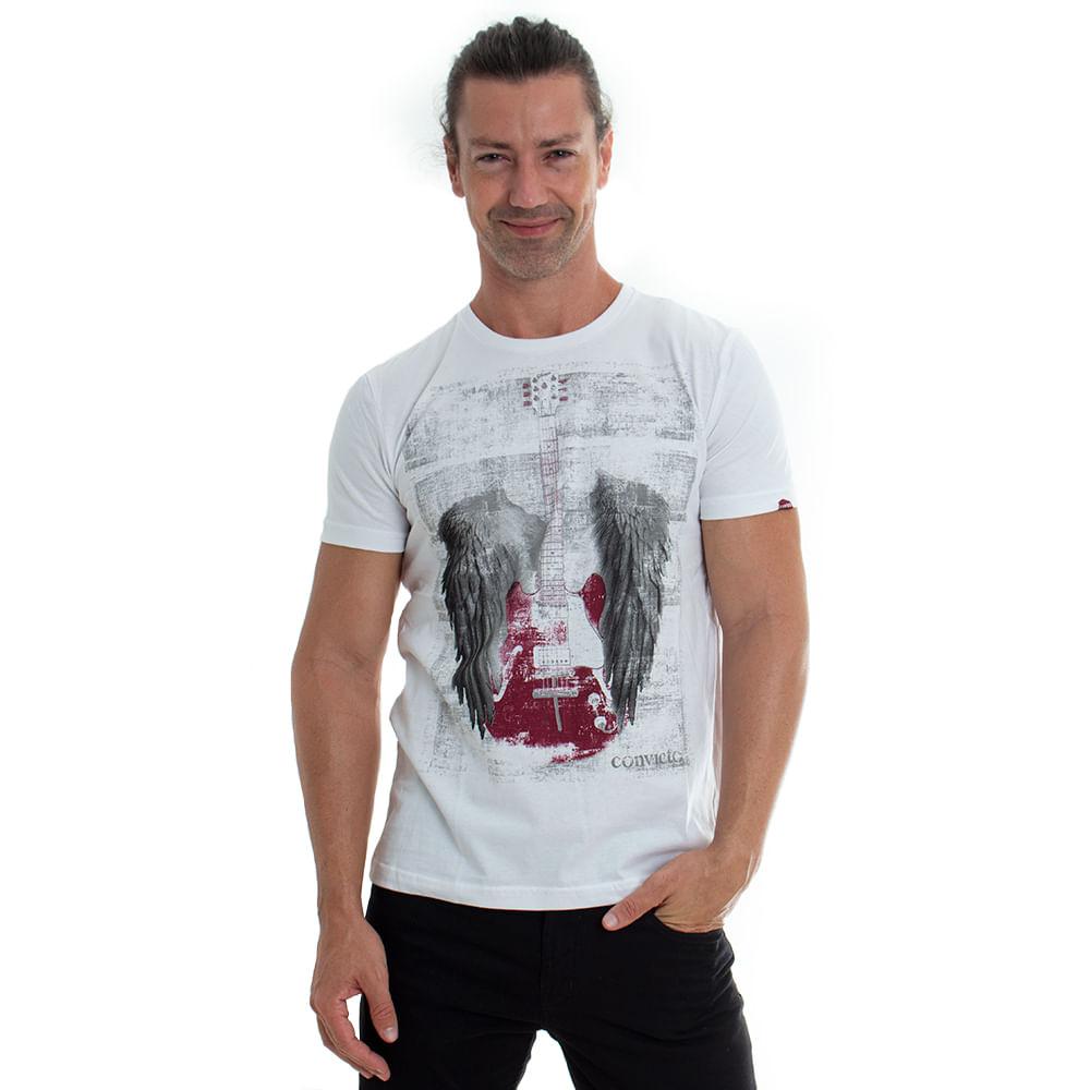 Camiseta-branca-estampa-red-guitar-