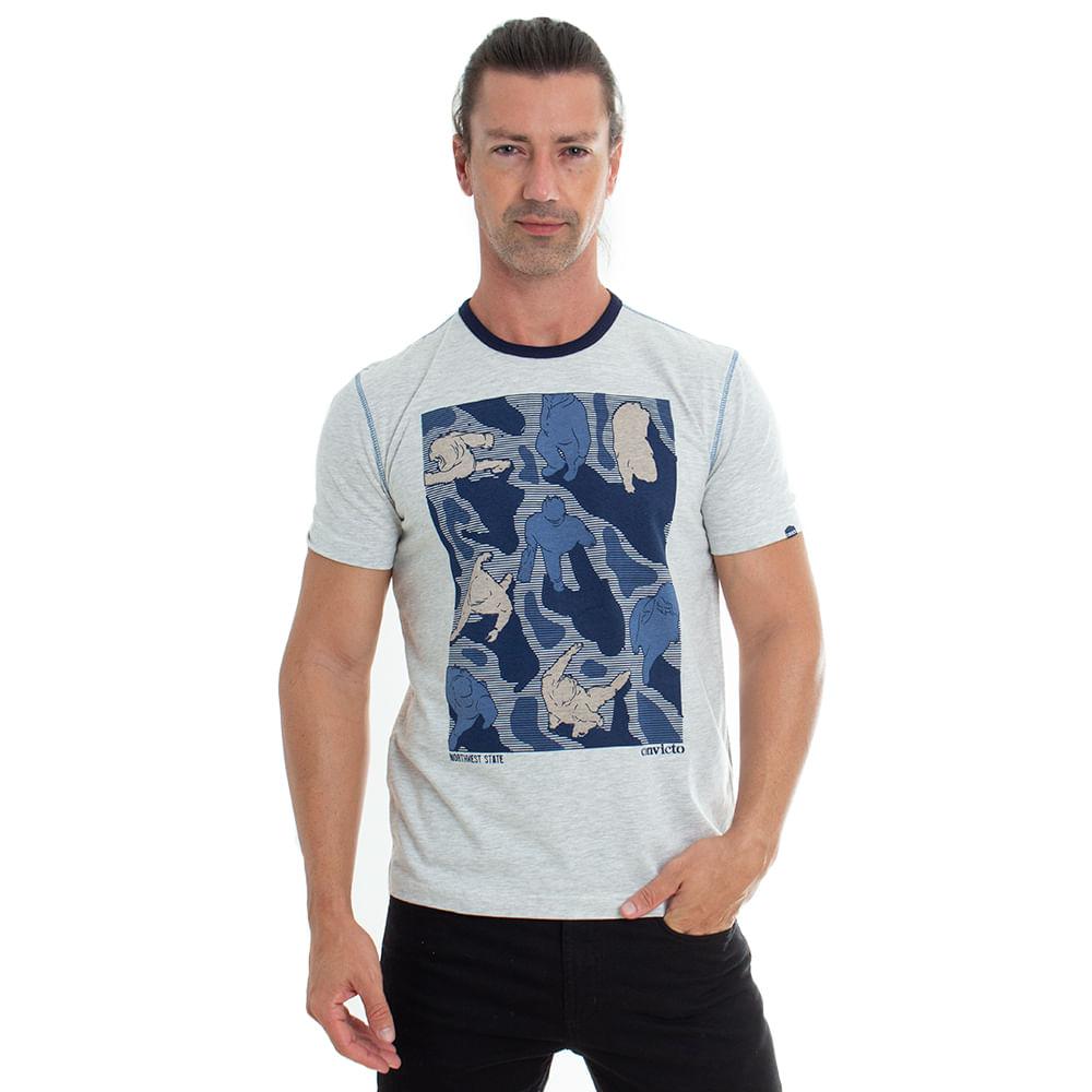 Camiseta-Convicto-Estampada-