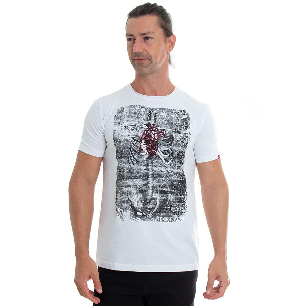 Camiseta-Silk-Heart-Beat