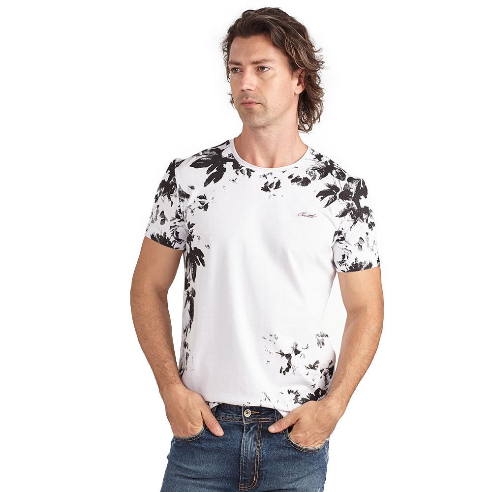 camiseta-folhas-estampadas