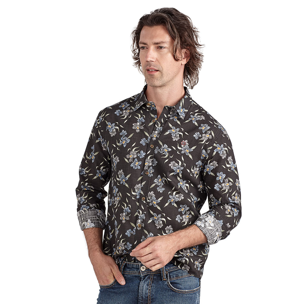 Camisa-slim-estampa-floral-exclusiva-