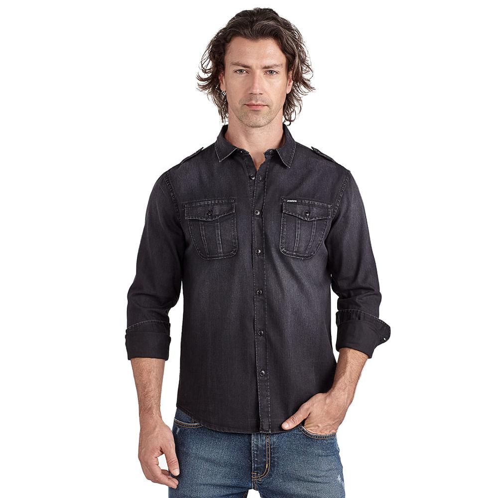 Camisa-slim-jeans-black
