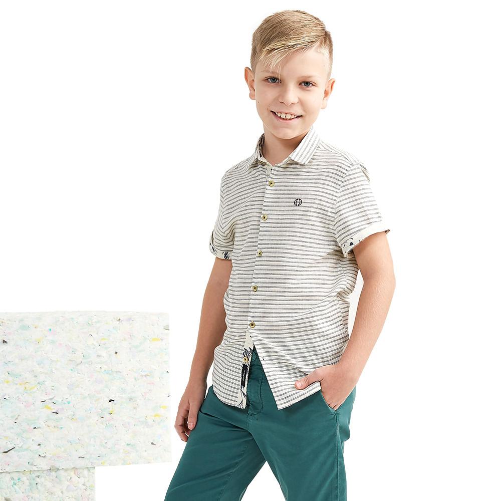 Camisa-Convicto-Infantil-Listrada