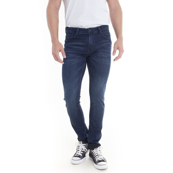 Calca-Masculina-Convicto-Jeans-Slim-Bordada