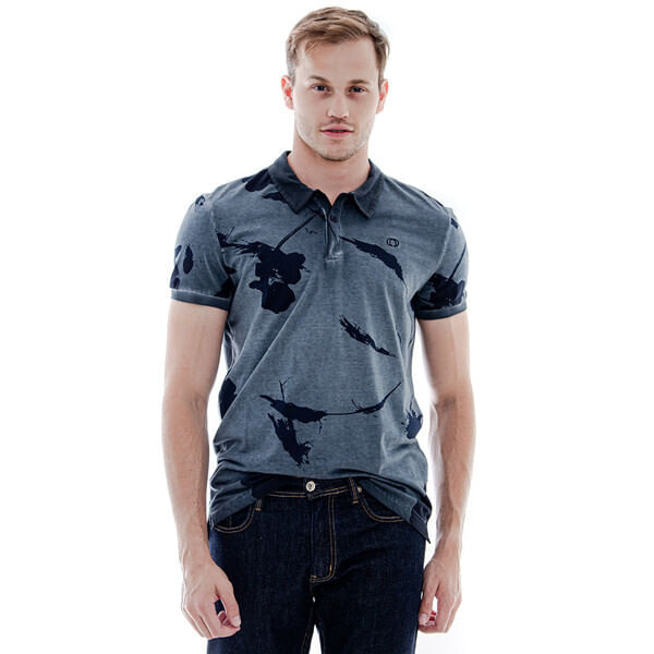 Camiseta-Polo-Masculina-Convicto-Estampada