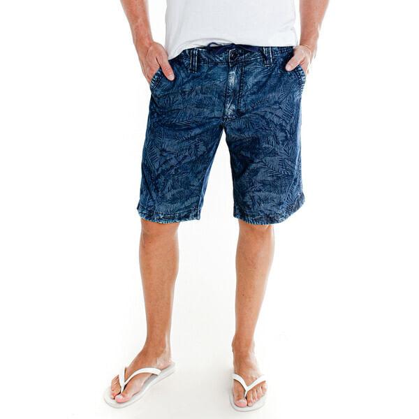 Bermuda-Jeans-Masculina-Convicto-Estampada