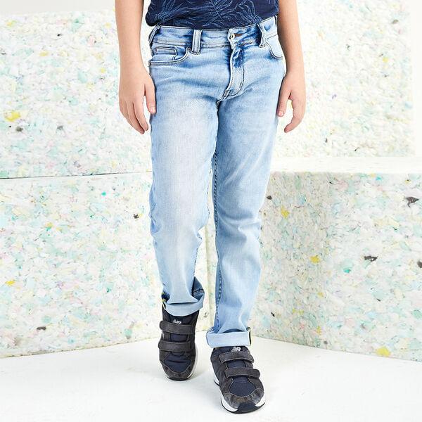 Calca-Jeans-Infantil-Masculina-Convicto-Slim-Bolsos-Bordados
