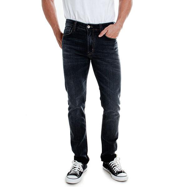 Calca-Jeans-Masculina-Convicto-Regular-Black