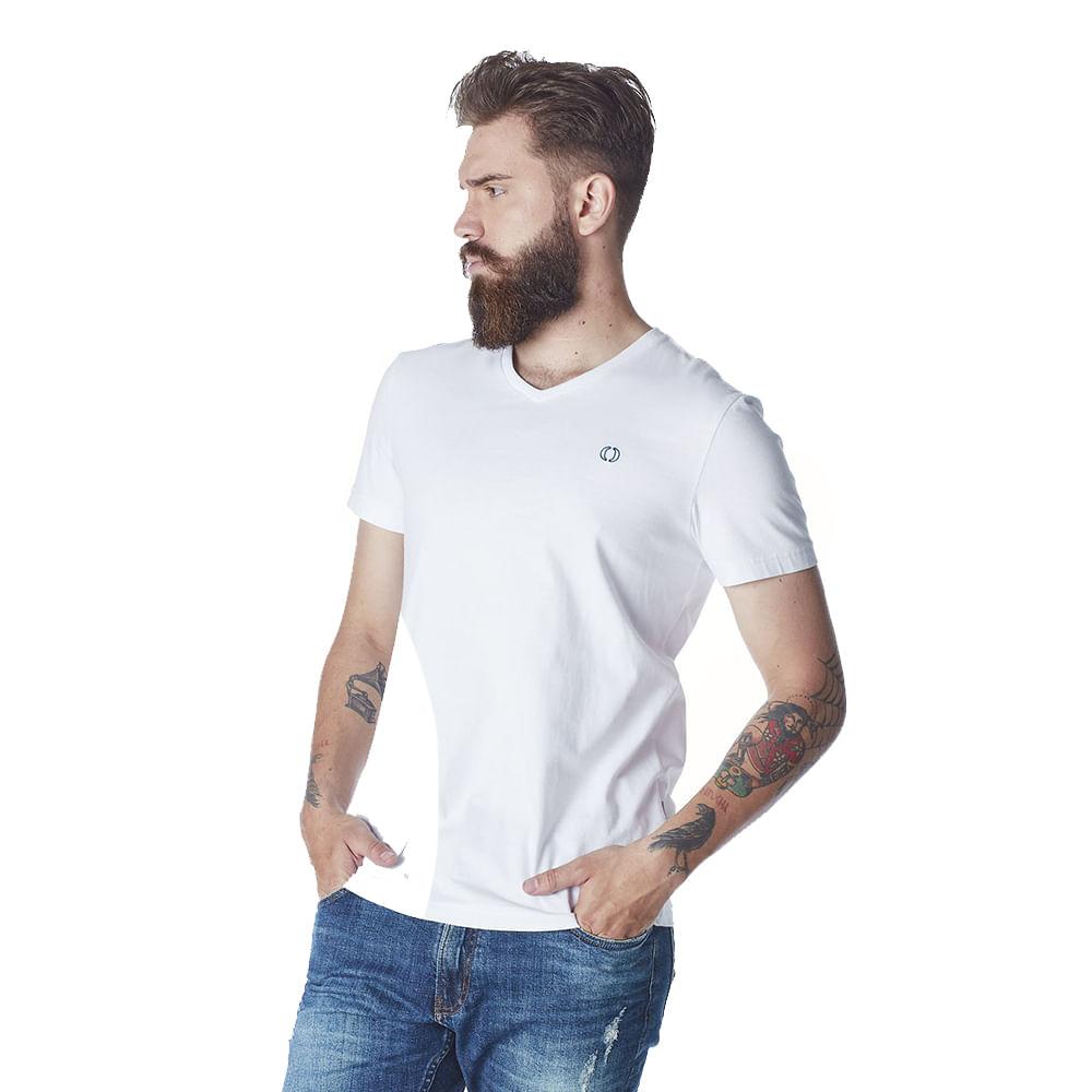 Camiseta-Masculina-Convicto-basica-decote-V