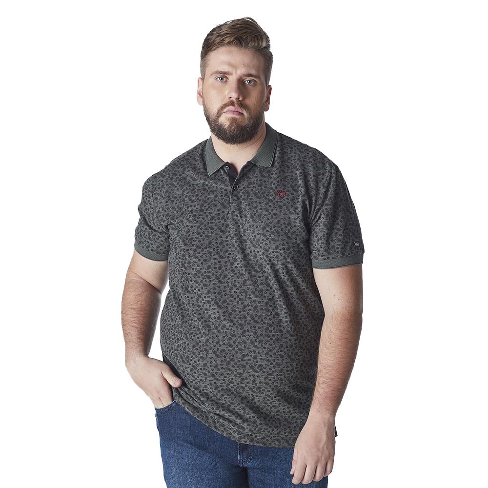 Camiseta-Polo-Plus-Size-Masculina-Convicto-estampada