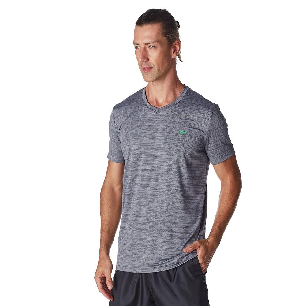 Camiseta-Fitness-Masculina-Convicto-Dry-Mescla