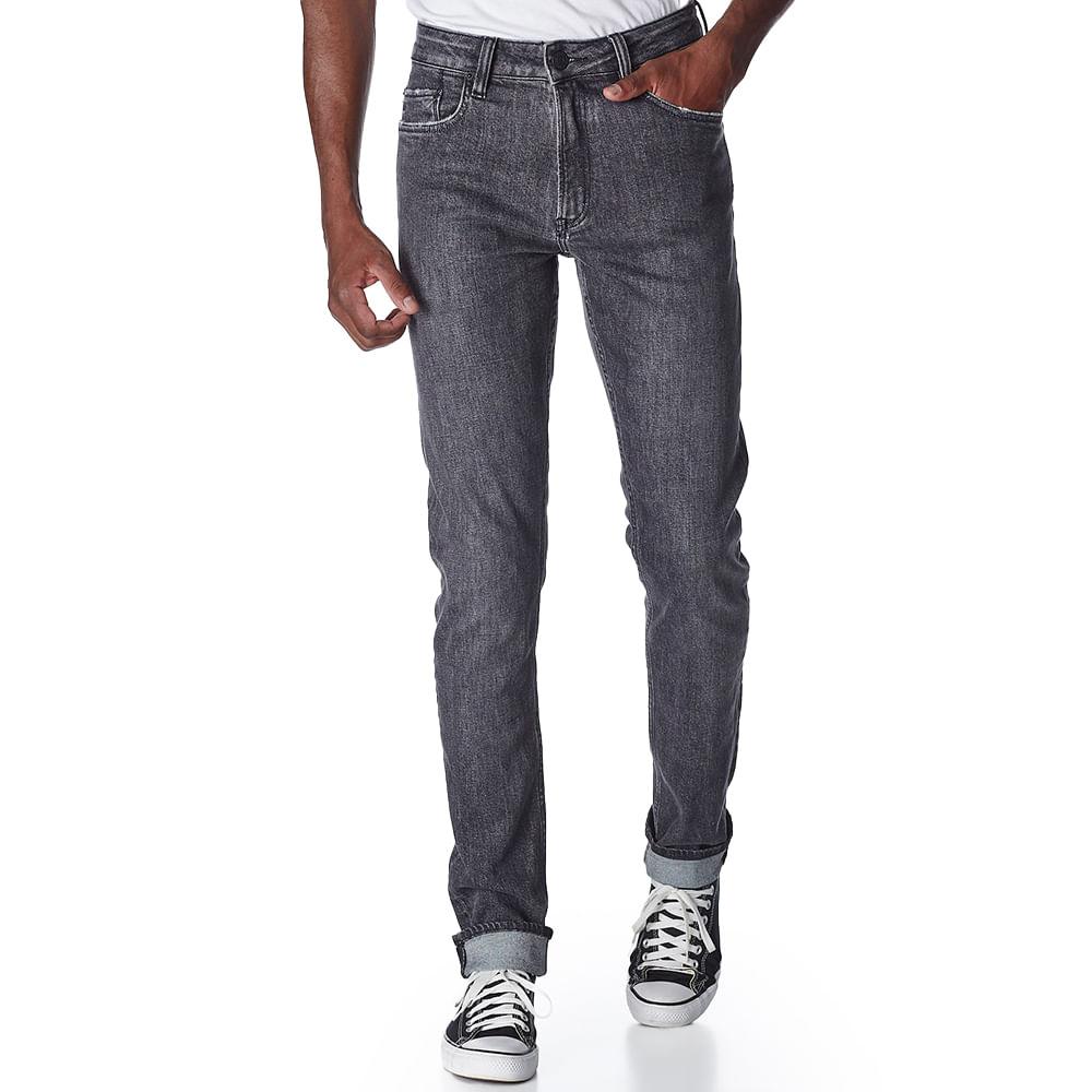 Calca-Jeans-Masculina-Convicto-Regular-Skinny-Preta