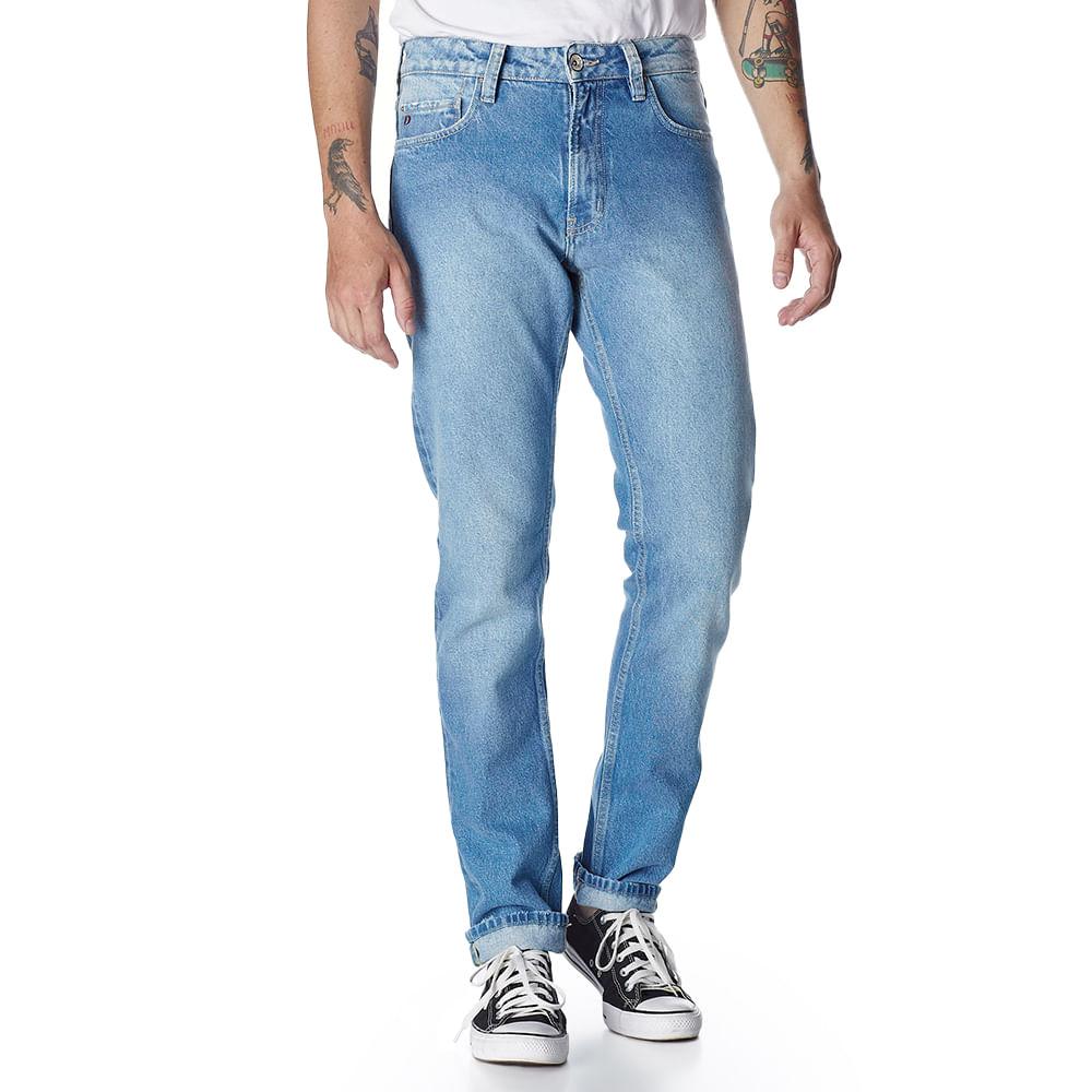 Calca-Jeans-Masculina-Convicto-Regular-Skinny-Sem-elastano