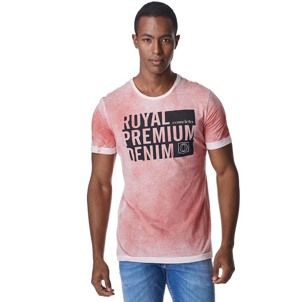 Camiseta-Manga-Curta-Masculina-Convicto-Estampada