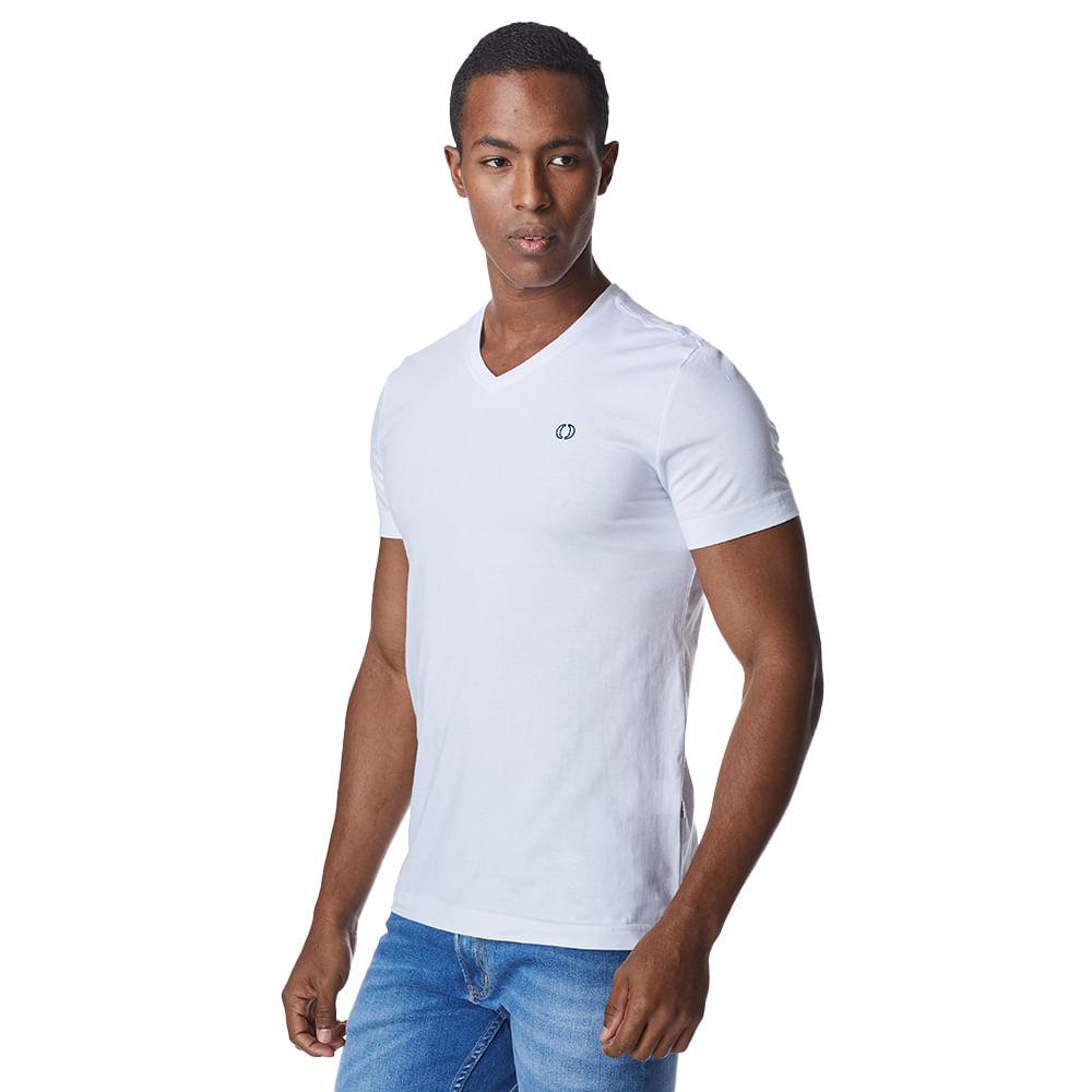 Camiseta-Manga-Curta-Masculina-Convicto-Basica-Decote-V
