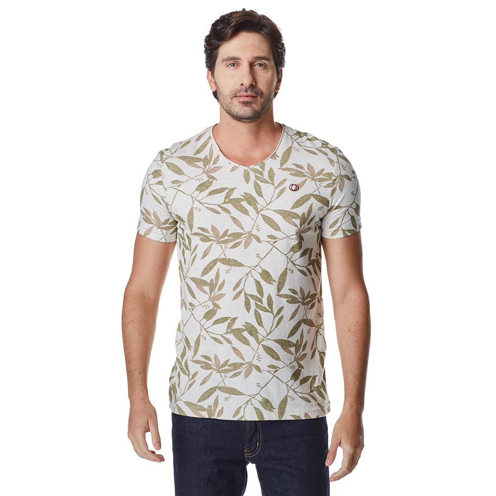 Camiseta-Manga-Curta-Masculina-Convicto-Em-Malha-Estampada