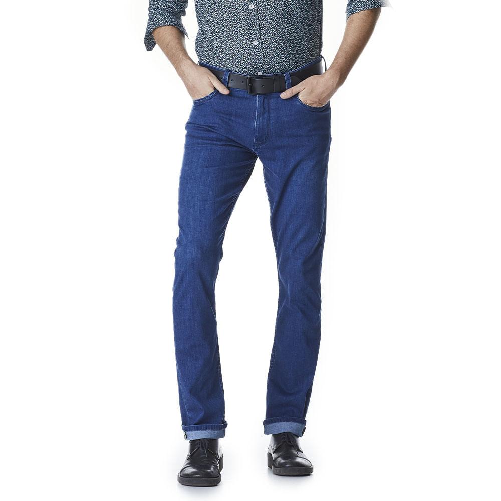 Calca-Jeans-Masculina-Convicto-Regular-Azul