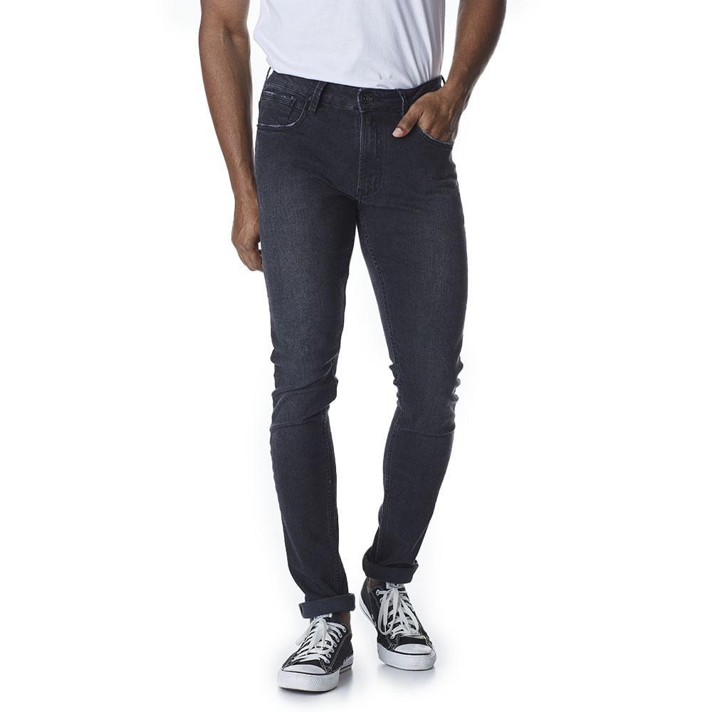 Calca-Jeans-Masculina-Convicto-Super-Skinny-Preta