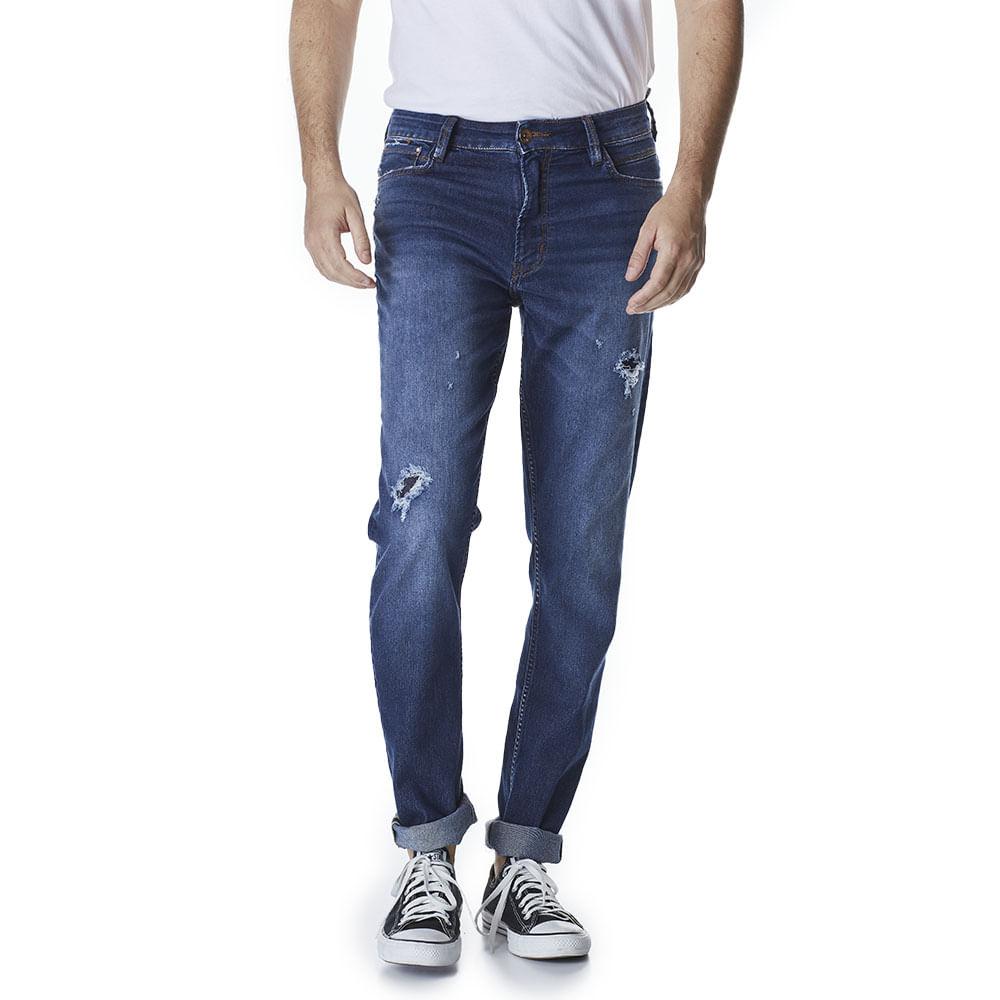 Calca-Jeans-Masculina-Convicto-Regular-Skinny-Com-Elastano