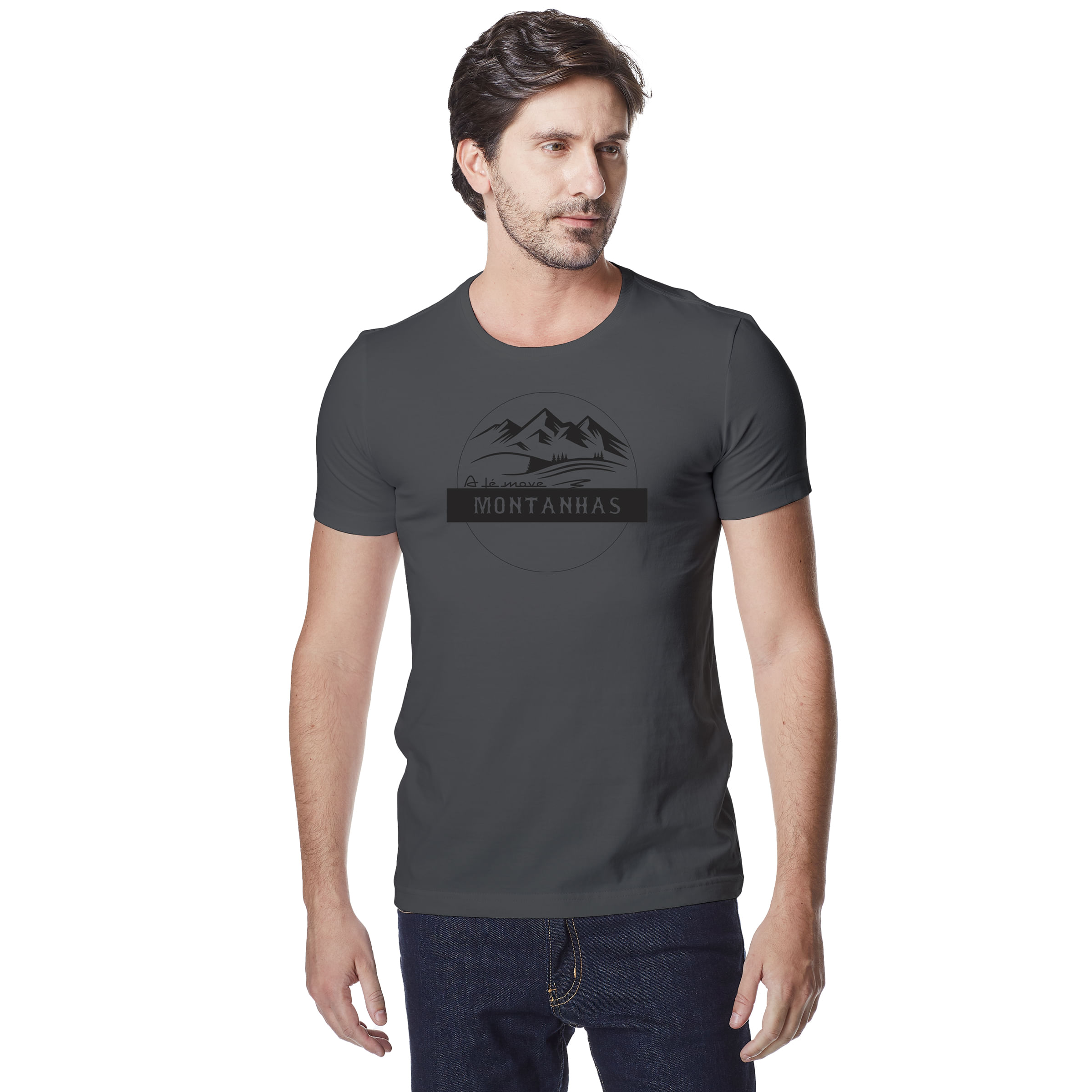 Camiseta-Masculina-Crista-A-Fe-Move-Montanhas-–-Palavra-De-Luz
