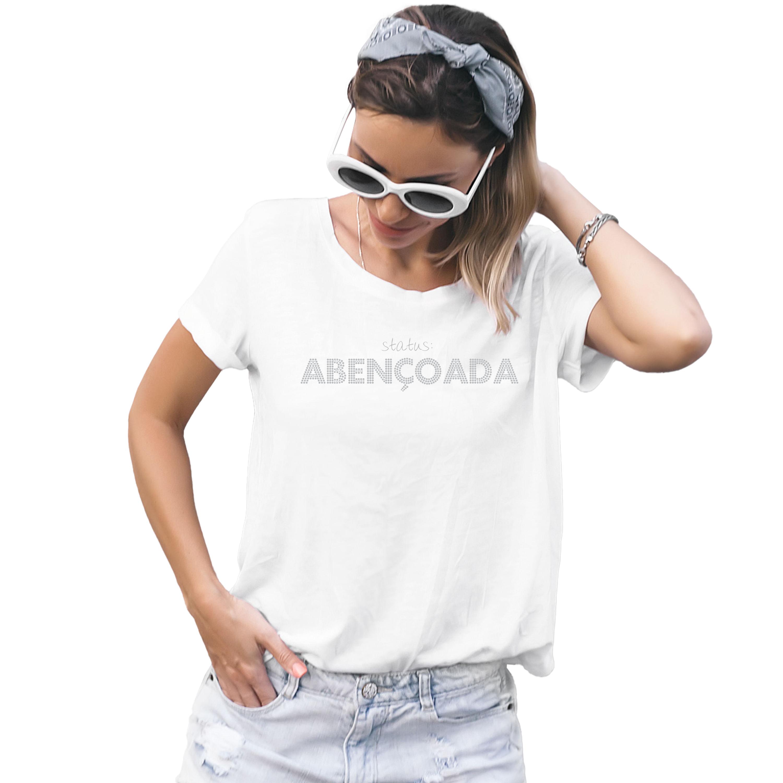 Camiseta-Feminina-Crista-Abencoada-–-Palavra-De-Luz