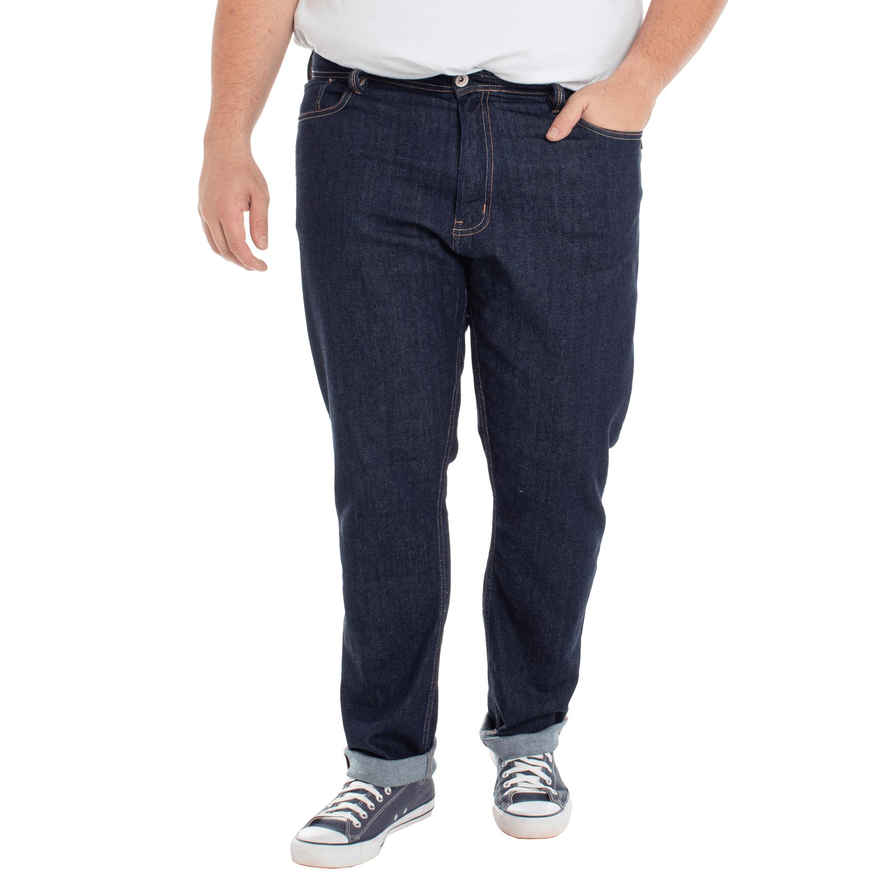 Calca-Jeans-Plus-Size-Masculina-Convicto-Regular-Bordada